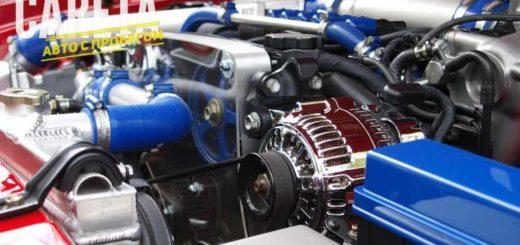 замена двигателя ДВС