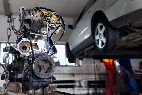 капремонт и замена мотора