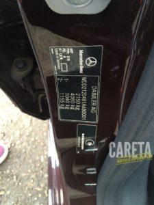 Вин номервин номер Mercedes-Benz E-klasse IV