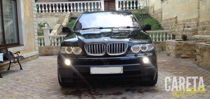 Вин номер BMW Х5