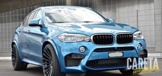 Вин номер BMW X6