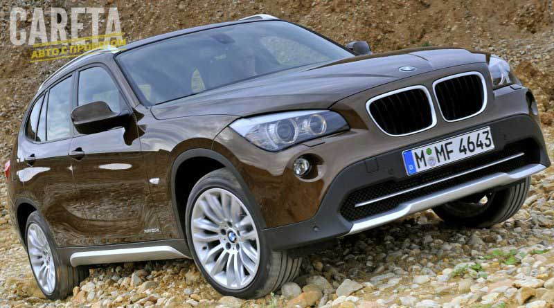 Обзор BMW X1 (E84)