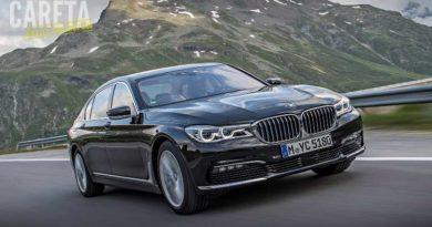 Обзор нового автомобиля BMW 7-Series